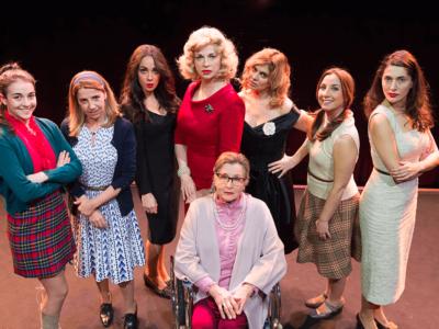 Otto donne e un mistero cinema teatro nuovo
